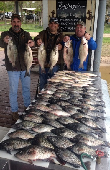 04-07-14 Stilwell Keepers with BigCrappie.com CCL