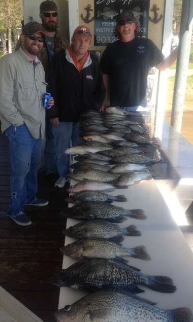 04-08-14 Mixon Keepers with BigCrappie.com