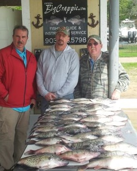 04-11-14 Mizell Keepers with BigCrappie.com