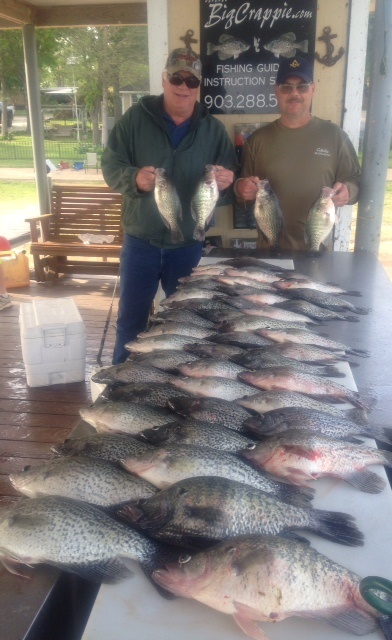 04-12-14 Kindley Keepers with Bigcrappie.com on CC