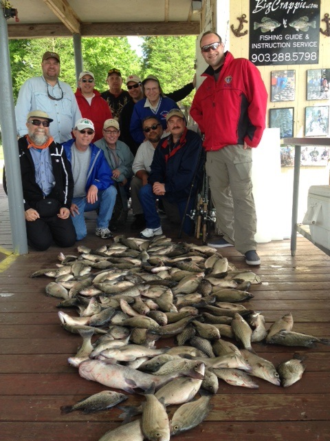 4-22-2014 Martinez Crew Keepers BigCrappie