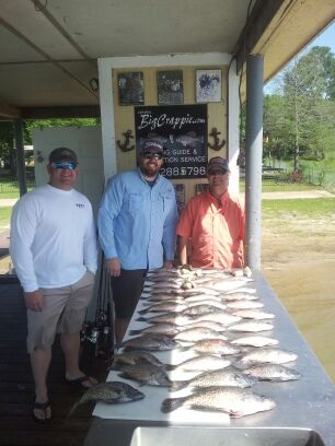 04-25-2014 Colman Keepers with bigcrappie
