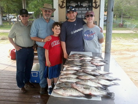 04-27-2014 Horbinski Keepers with bigcrappie
