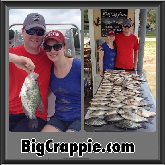 04-27-2014 Stafford Keepers with bigcrappie