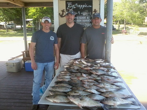 05-02-2014 Wooleridge Keepers with BigCrappie