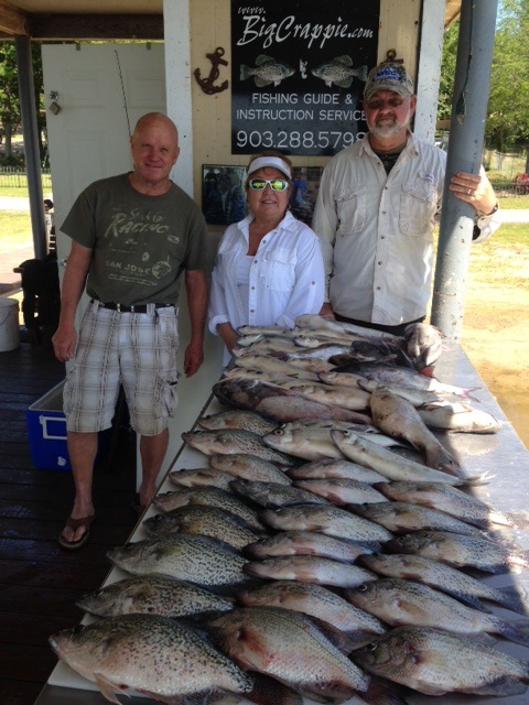 05-03-2014 Huse Keepers with BigCrappie