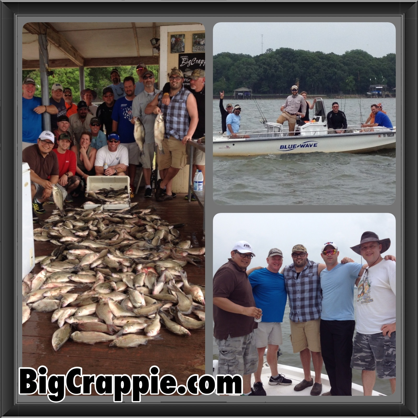 05-09-2014 Graybar Company Picnic with BigCrappie
