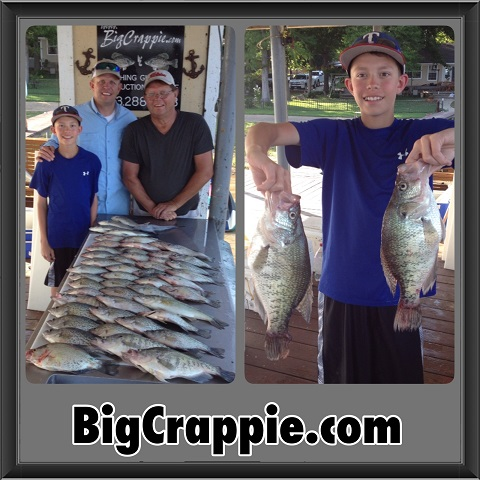 05-10-2014 Graham Keepers with BigCrappie