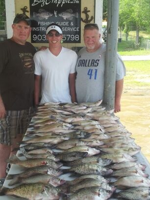 05-10-2014 Lexa Keepers with BigCrappie