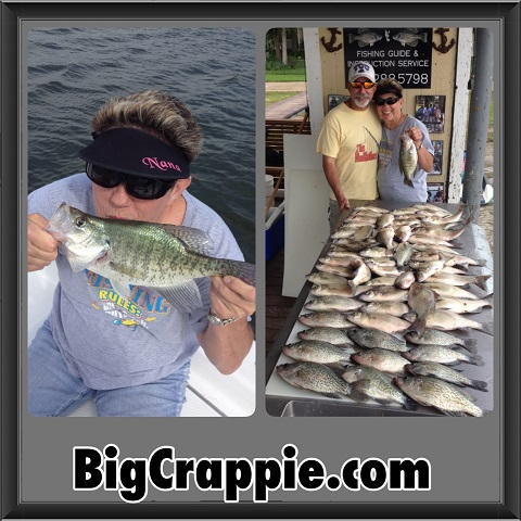 05-11-2014 Allen Keepers with BigCrappie