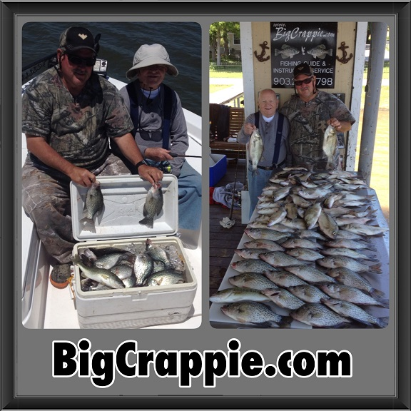 05-15-2014 Samuels Keepers with BigCrappie