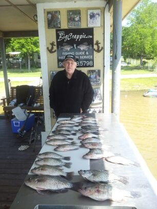 05-15-2014 Trahan Keepers with BigCrappie
