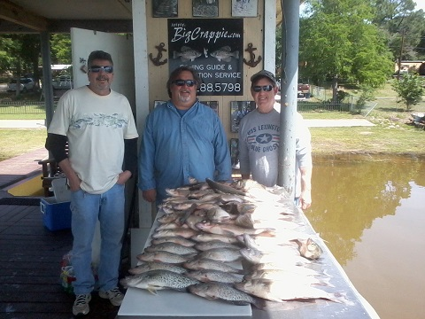 05-16-2014 Swafford Keepers with BigCrappie