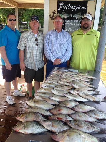 05-16-2014 Ursini Group Keepers with BigCrappie