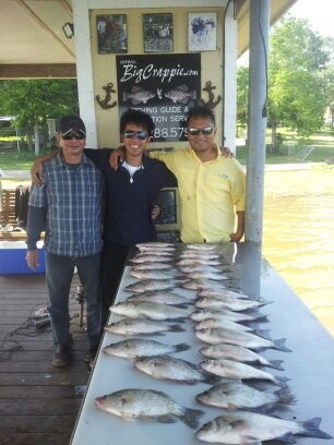 05-17-2014 Aung Keepers with BigCrappie
