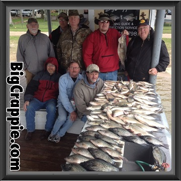 05-17-2014 Spradling Keepers with BigCrappie