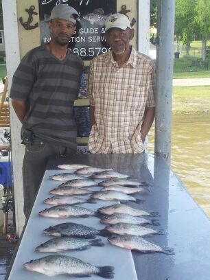 05-18-2014 Jones Keepers with BigCrappie