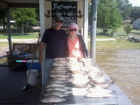 05-19-2014 Garrett Keepers with BigCrappie