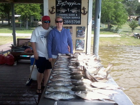 05-19-2014 Perraunt Keepers with BigCrappie