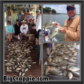 05-21-2014 Watson Group Keepers with BigCrappie