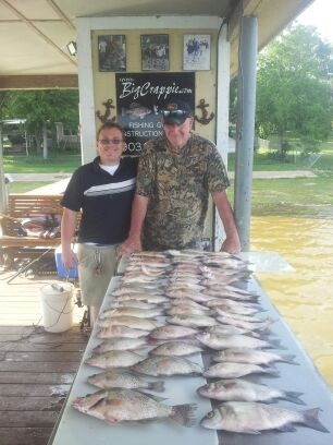 05-22-2014 Kelly Keepers with BigCrappie