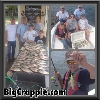 05-22-2014 Spillers Keepers with BigCrappie