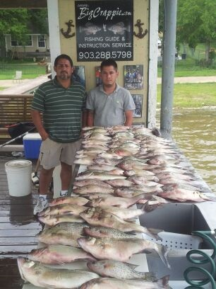 05-24-2014 Mercado Keepers with BigCrappie