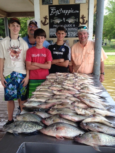 05-24-2014 Sigman Keepers with BigCrappie