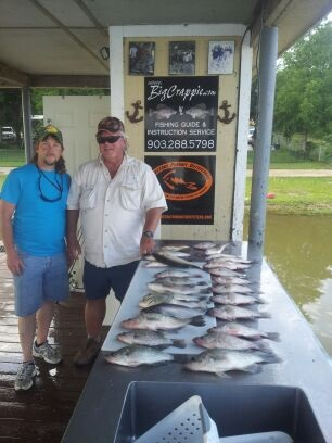 05-31-2014 Saulters Keepers with BigCrappie