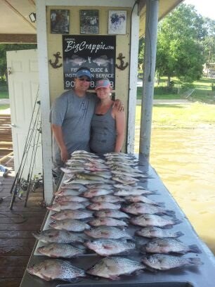 06-05-2014 Stndifer Keepers with BigCrappie