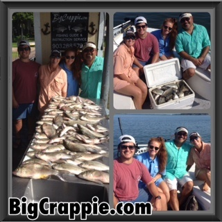 06-13-14 CISNEROS KEEPERS WITH BIGCRAPPIE
