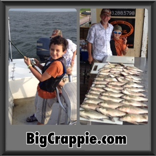 06-15-14 CLICK KEEPERS WITH BIGCRAPPIE