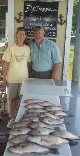 06-20-14 WALLING KEEPERS WITH BIGCRAPPIE