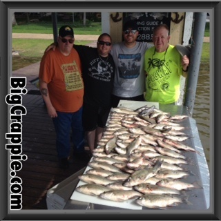 06-21-14 MCNAIRN KEEPERS WITH BIGCRAPPIE