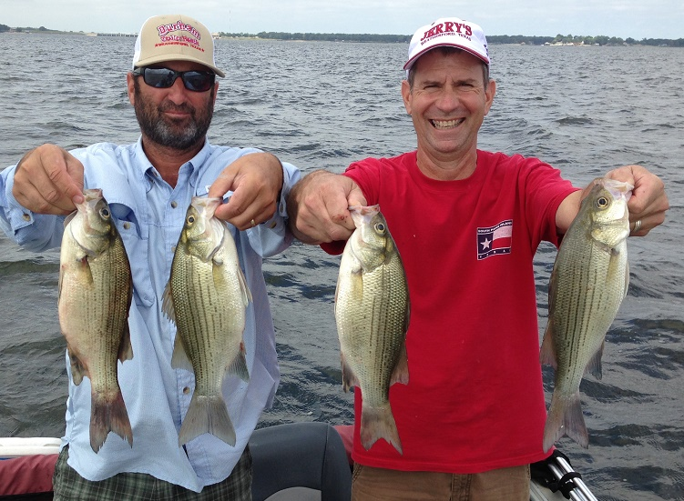 08-31-14 Reynolds Big Fish with BigCrappie Guides