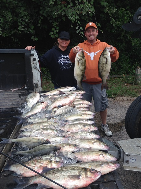 09-14-14 Mixon Keepers with BigCrappie CCL Texas