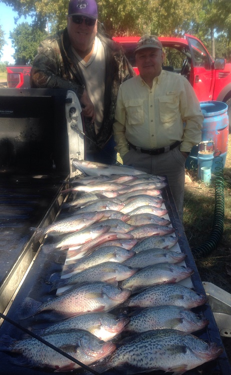 10-4-14 Helmers Keepers with BigCrappie Guide CCL
