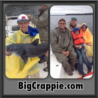 Graham Catfish on CCL with BigCrappie Guides