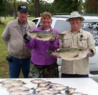 Harrison Keepers with BigCrappie Guides CCL TX