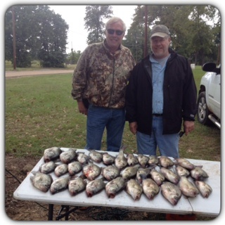 10-12-14 Hanson Keepers with BigCrappie Guides CCL