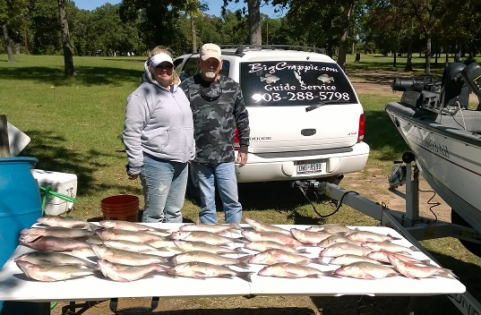 10-14-14 Schade Keepers with BigCrappie CCL Tx