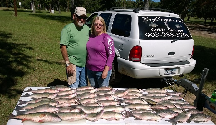 10-15-14 Schade Keepers with BigCrappie CCL Tx