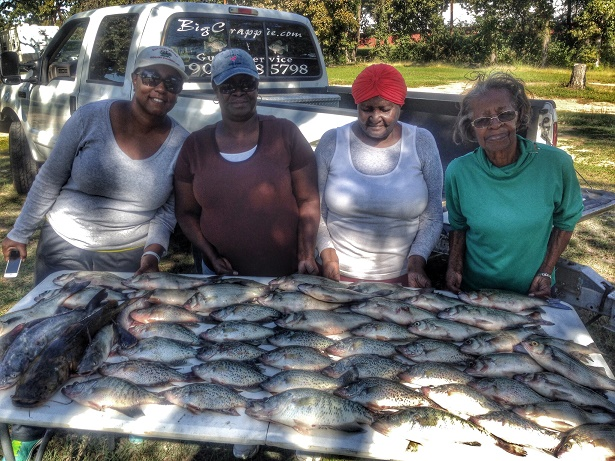 10-17-14 Carlton Keepers with BigCrappie on CCL Tx