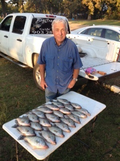 10-24-14 Harris Keepers with BigCrappie Guides Tx
