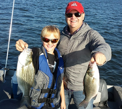 10-26-14 Spieth Crappie with BigCrappie guides CCL