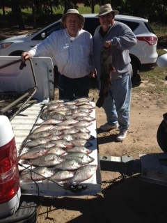 10-30-14 Petefish Keepers with BigCrappie.com TX