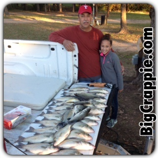 11-09-14 Ponto Keepers with BigCrappie Guides CCL