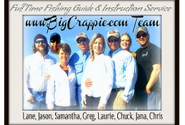 2013 BigCrappie Team