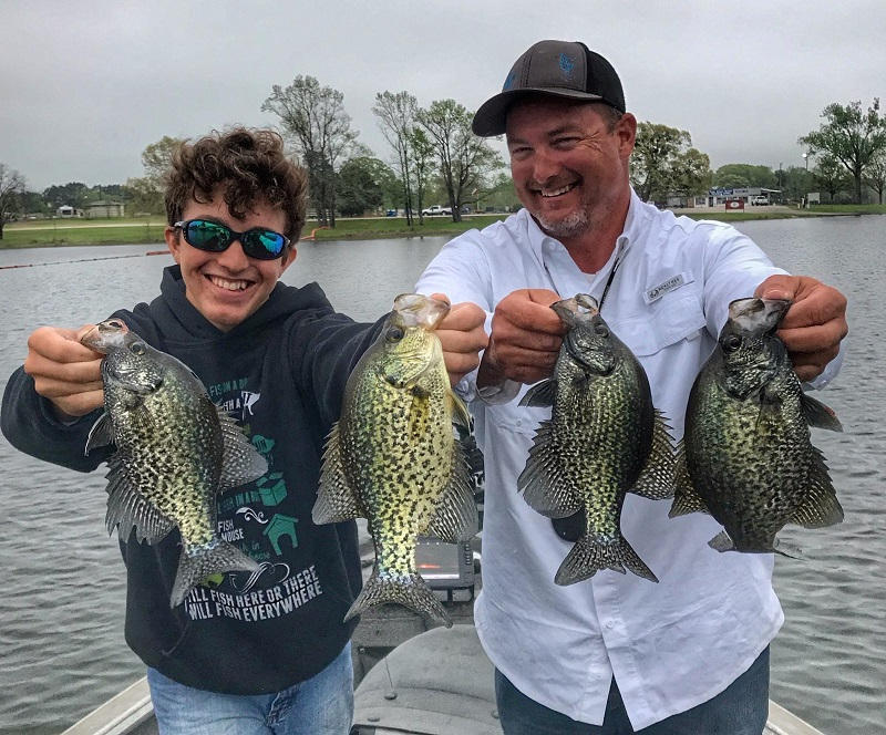 2020 Chuck And Colt Crappie Resized