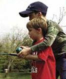 Cap Boys Fishing